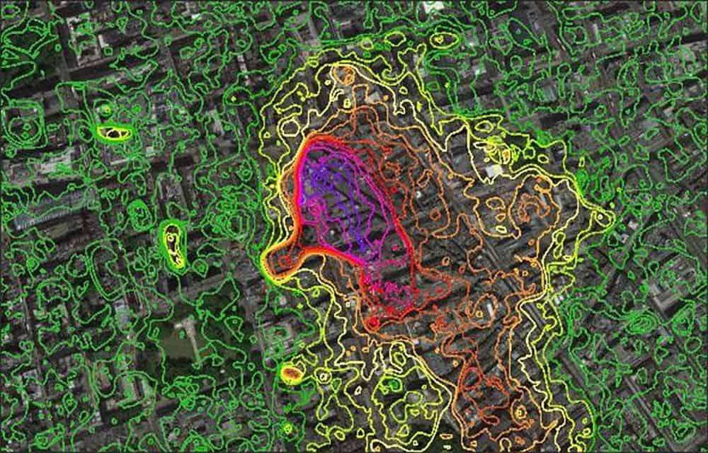 SIXENSE ATLAS INSAR - MONITORING Surveillance régulière et flexible des mouvements du sol et des infrastructures, durant toutes les phases du projet
