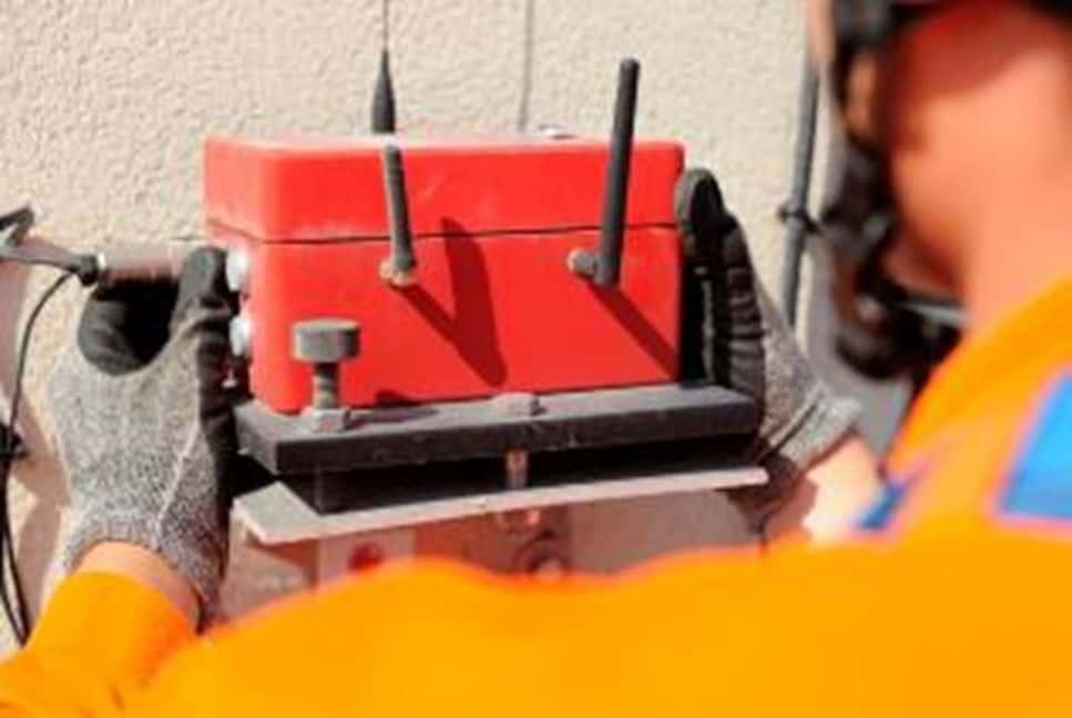 surveillance du bruit par Sixense